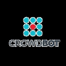crowdbot logo robotics