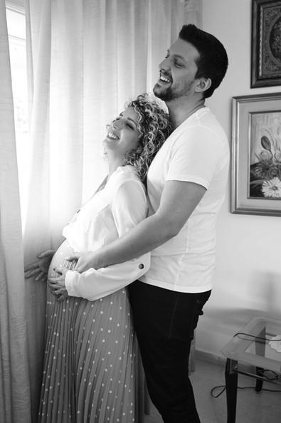 צילום הריון ומשפחה