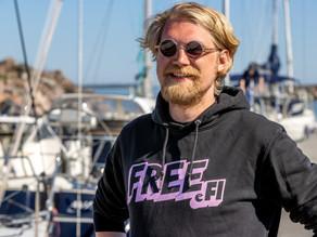 Joonas Tuompo on toimitusjohtaja, joka haluaa muuttaa suomalaisen työelämän