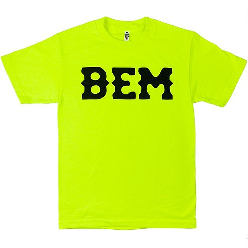 BEM - Official No.10 (safety-green)