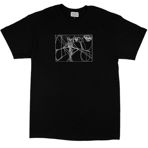 BUMPY STREET - UNTITLED TEE (BLACK)
