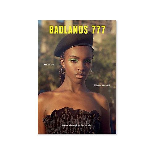 BADLANDS777 MAGAZINE ISSUE 3