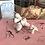 Thumbnail: OLGA GOOSE CANDLE - POODLE (RUN)