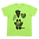 Thumbnail: LEE SUKYUNG - A CAT DOLL AND GRAPE, HEART TEE / LIME