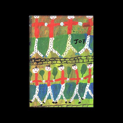 MOGU TAKAHASHI - JOY ZINE
