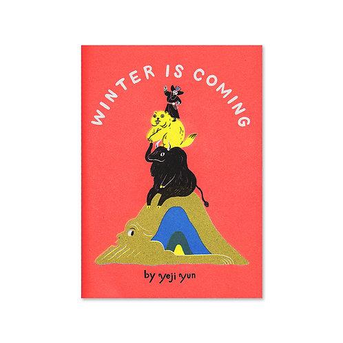 YEJI YUN - ZINE WINTER IS COMING