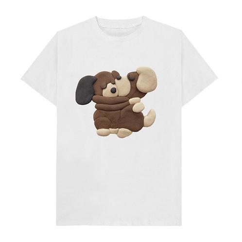 1413MAGAZINE - 5201413 T-SHIRT (brown dog)