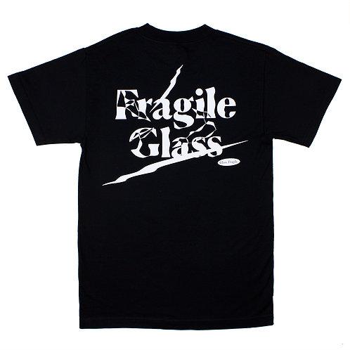 Pangpangpang Graphics Lab - Glass, Fragile (black)
