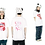 Thumbnail: 1413MAGAZINE - 5201413 T-SHIRT (pink dog)