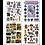 Thumbnail: IBUKI SAKAI - IBUKI STICKERS VOL3 VOL4