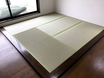 小上がり風の畳スペース