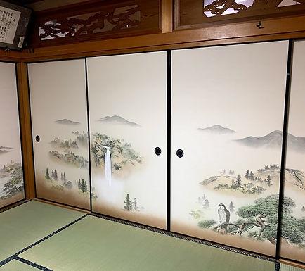 福岡市早良区 N様邸 襖張替工事.jpg