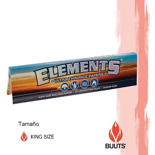 Sábanas Elements King Size Ultra thin