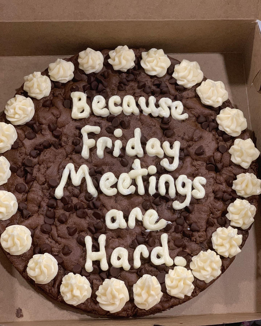 Boost morale at your companys meeting
