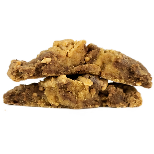 P.B. Nutella Swirl Cookie