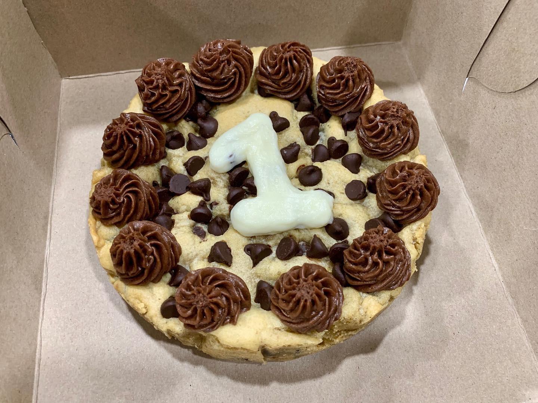 1st Birthday mini