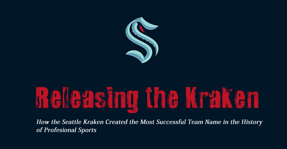 How the Seattle Kraken NHL team name was created