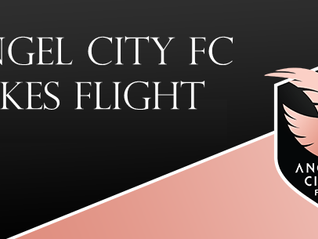 Angel City FC Takes Flight- A Podcast Interview with Jessica Smith, ACFC's Head of Revenue