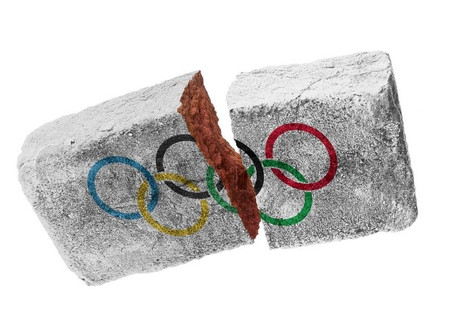 Shuffling Deck Chairs on the Olympics?