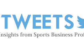 #5Tweets: Jeff Katz, General Manager, Gum Gum Sports