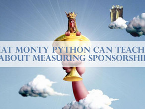 What Monty Python Can Teach Us About Measuring Sponsorship