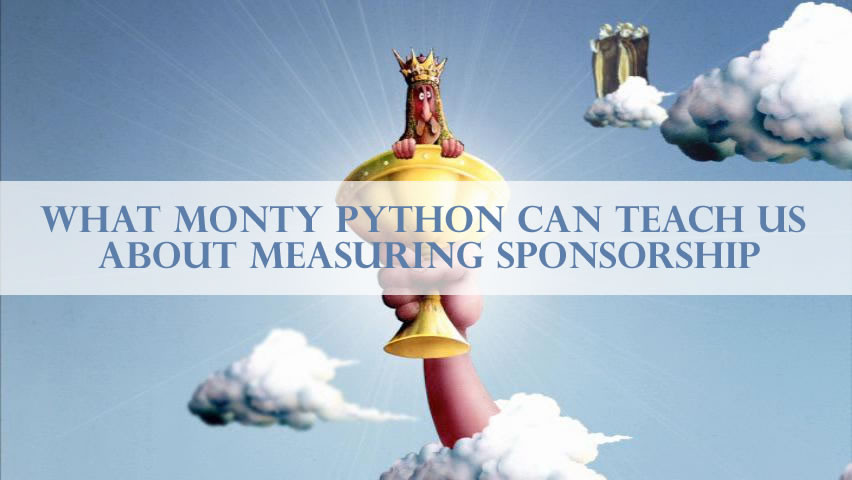Monty Python's Holy Grail presents an effective process for measuring marketing programs. Sort of. Maybe a little? OK, probably not at all, but here goes regardless.