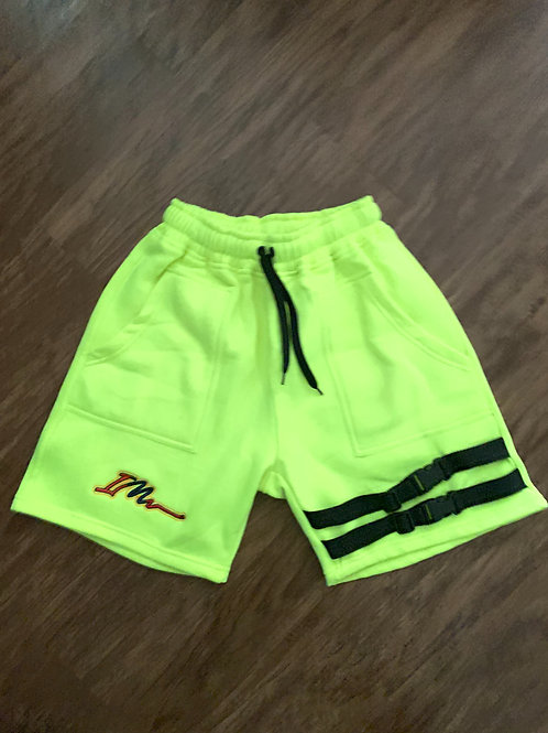 Green Imagez signature shorts