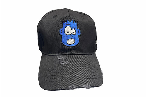 Blue Character Dad Hat