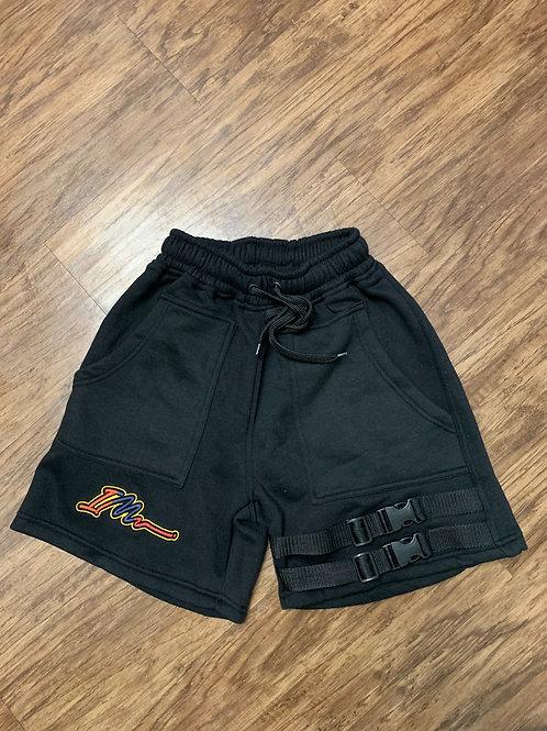 Black Imagez signature shorts
