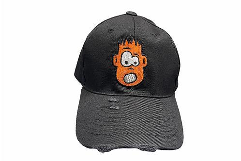 Orange Character Dad Hat