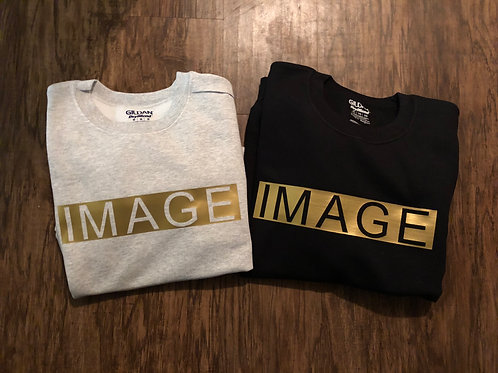 GOLD IMAGE SWEATSHIRTS