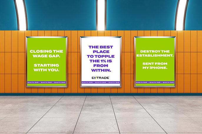 E-Trade Campaign Ad