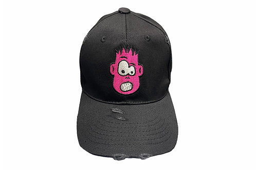 Pink Character Dad Hat