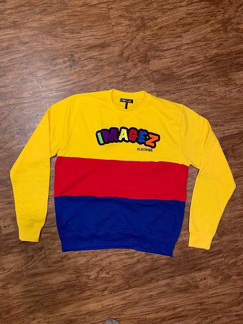 Imagez premium sweatshirt