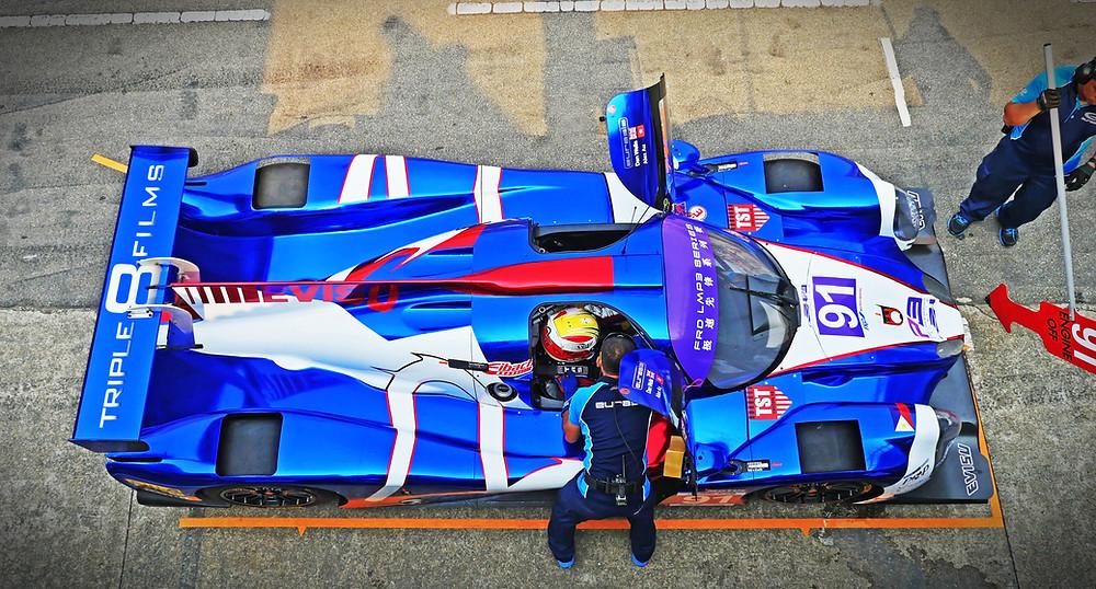 Hong Kong motorsport videographer, motor racing video production