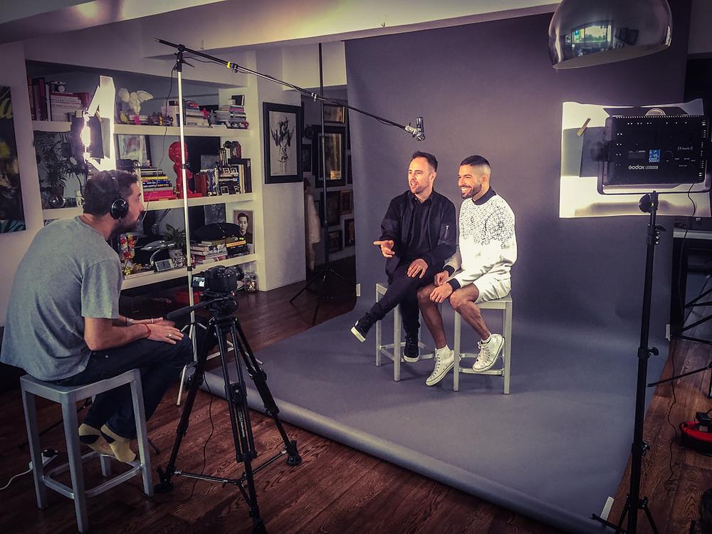 Triple8Films interviews fashion videographer