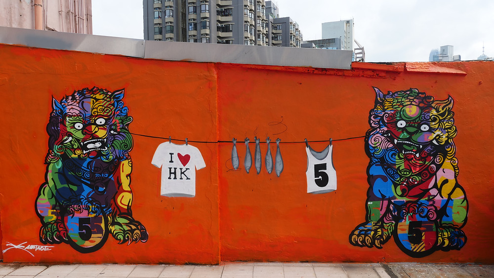 Szabotage Triple8Films graffiti videographer Hong Kong