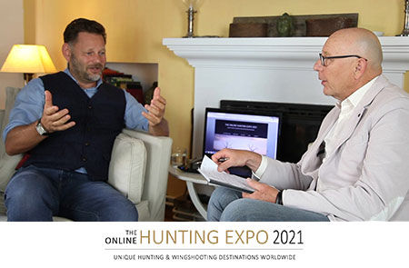 The Online Hunting Expo - Interview with CEO
