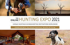 The Online Hunting Expo - Exhibitor Info