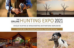 The Online Hunting Expo 2021 - Presentation for Visitors
