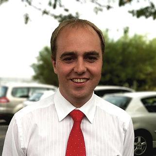 Rev Daniel Peters