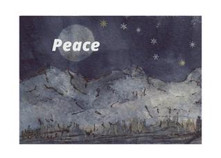 Peace Big Dipper (Mystery Moon): Item # - S13