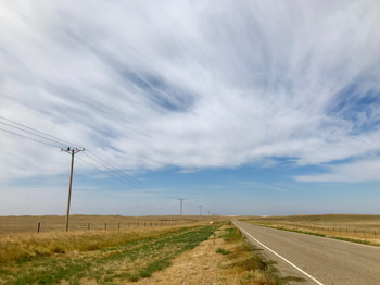 Saskatchewan Sky