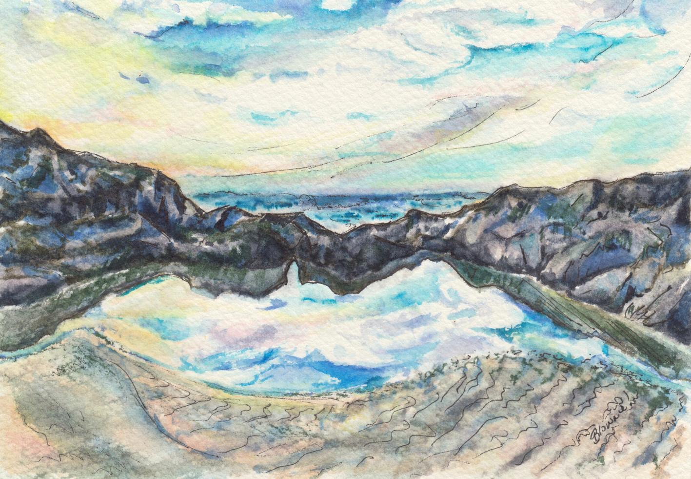 Tofino Seashore: Item # - A45
