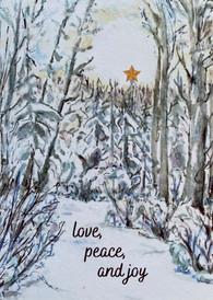 Love, Peace and Joy: Item# - S3
