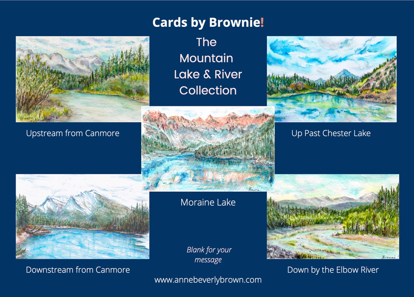 The Mountain Lake & River Collection