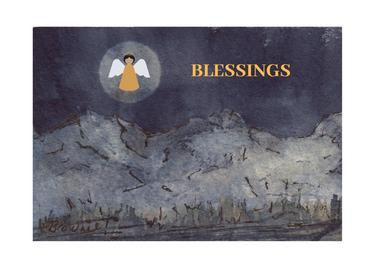 Angel Blessings (Mystery Moon): Item # - S8