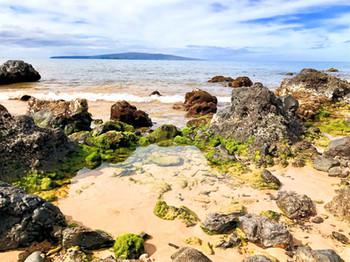 Beach at Wailea, Maui