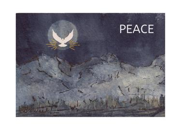 Peace Dove (Mystery Moon): Item # - S11