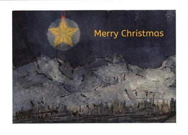 Merry Christmas Star (Mystery Moon): Item # - S16